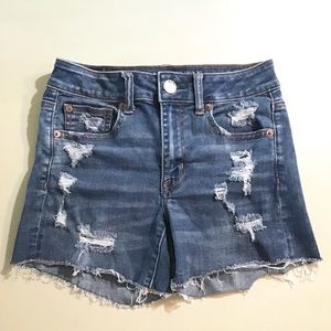 American Eagle - Super Stretch Hi-Rise Shortie